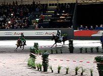 Maasruiters Megen naar Indoor Brabant