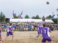Spelschema Beachvolleybaltoernooi 2017