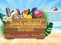 Beachvolleybal en Buitensoos zondag 19 augustus 2018