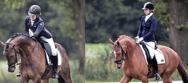 De Maasruiters naar Brabantse Kampioenschappen