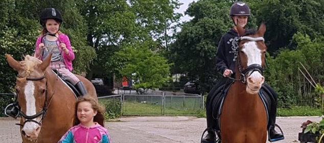 Ponykamp 2019 Maasruiters Megen